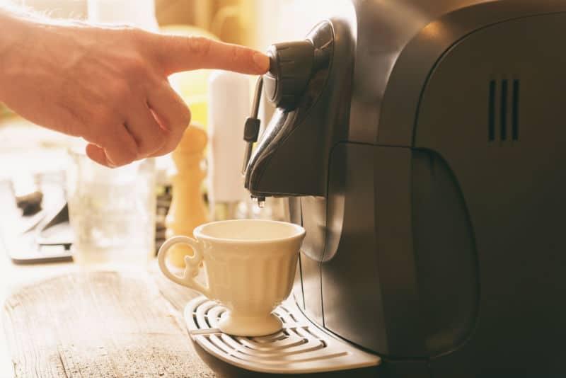 какую кофемашину купить