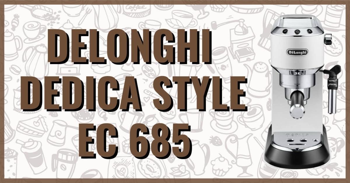 delonghi dedica style ec 685