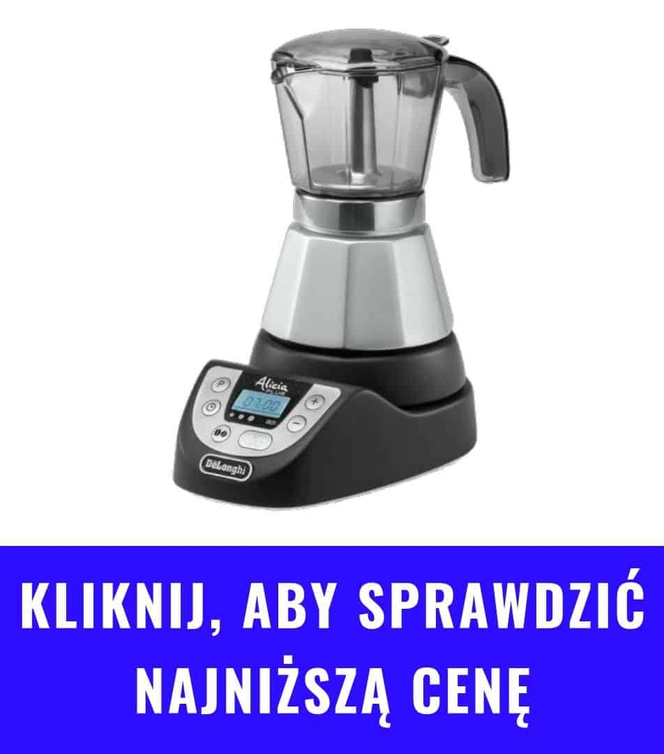 Kawiarki elektryczna Delonghi Alicia Plus