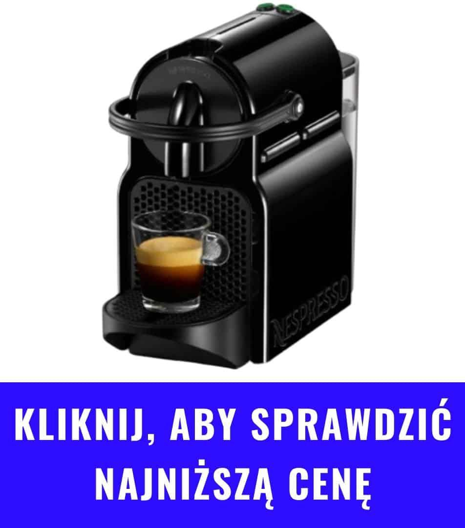 Ekspres kapsułkowy DeLonghi Nespresso Inissia