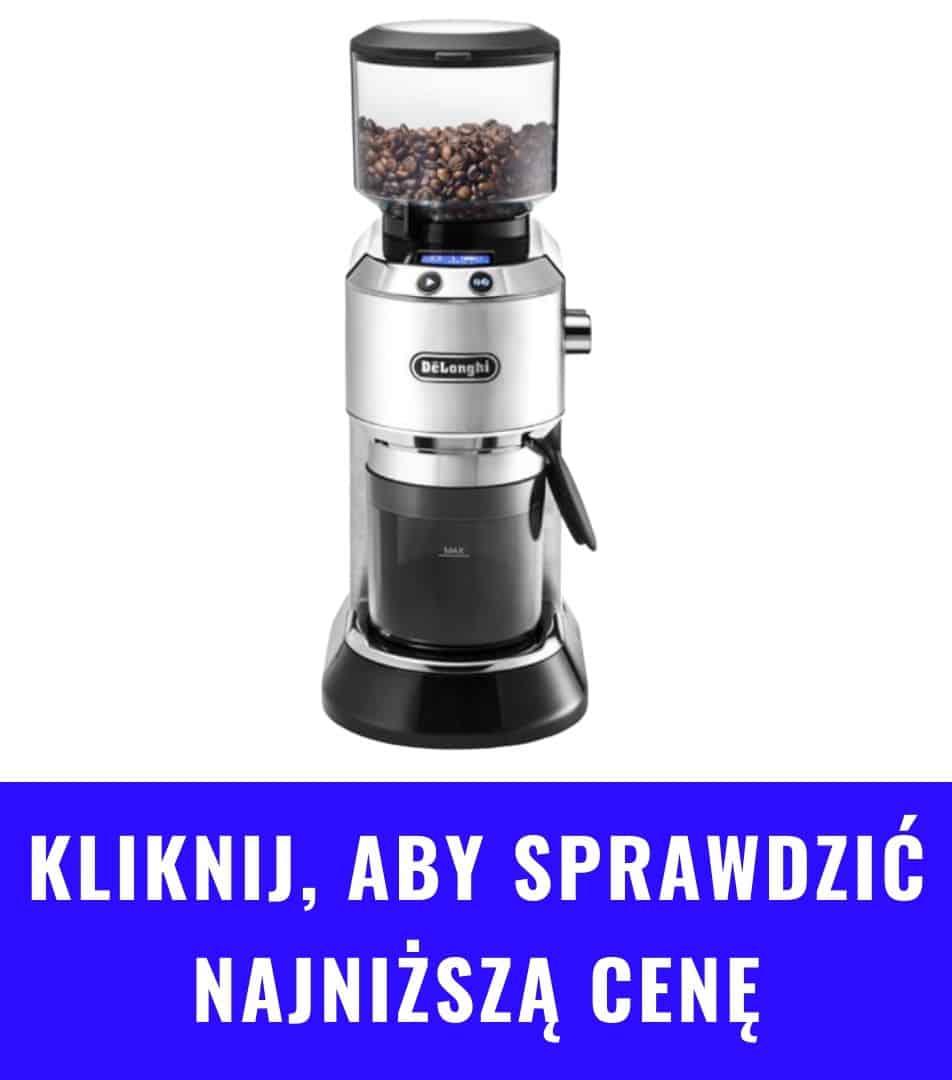 Młynek do kawy DeLonghi KG 521 M