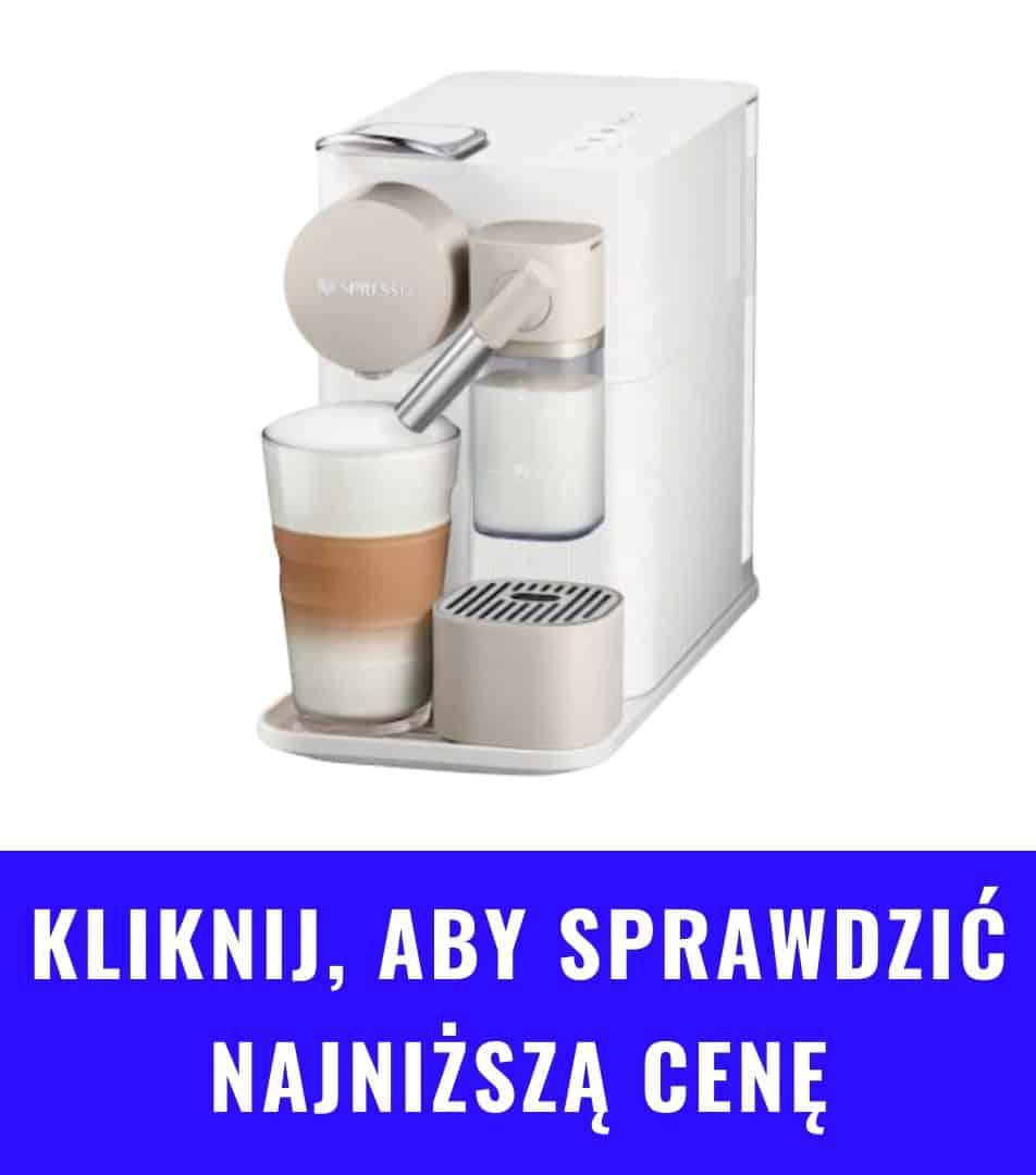 Ekspres kapsułkowy Nespresso Lattissima One