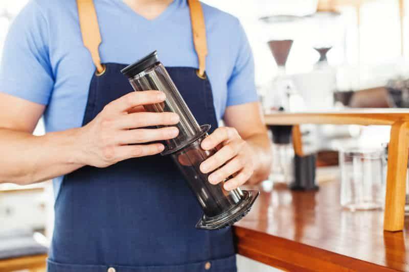 Aeropress przepis na kawę