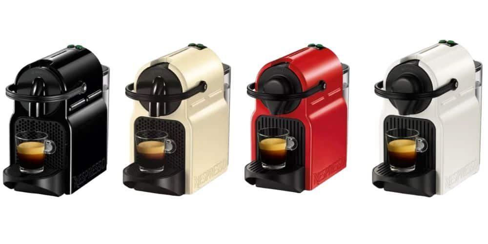 Delonghi Nespresso Inissia różne kolory