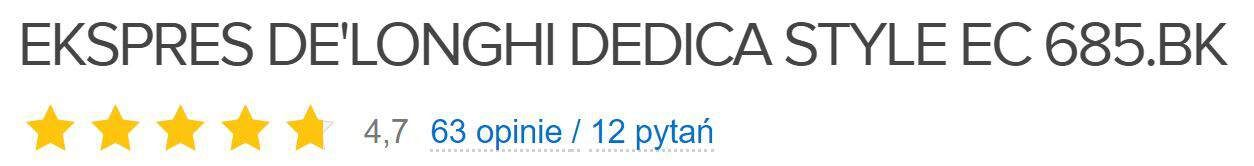 dedica style opinie użytkowników