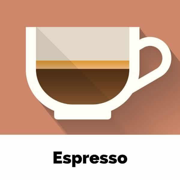 espresso sklad