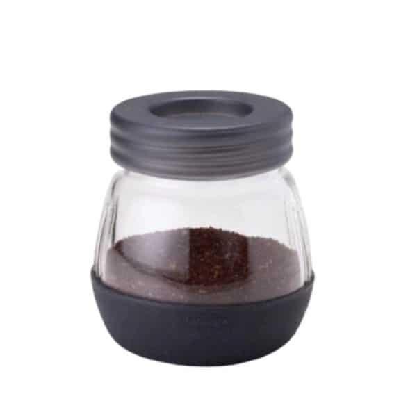 Hario Skerton 100 gramowy szklany pojemnik na mieloną kawę