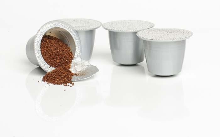 Kapsulka z kawą do ekspresu kapsułkowego