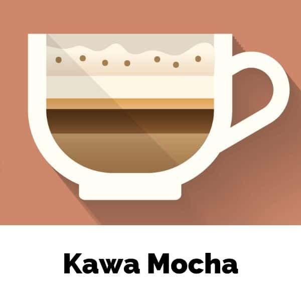 skład kawy mocha